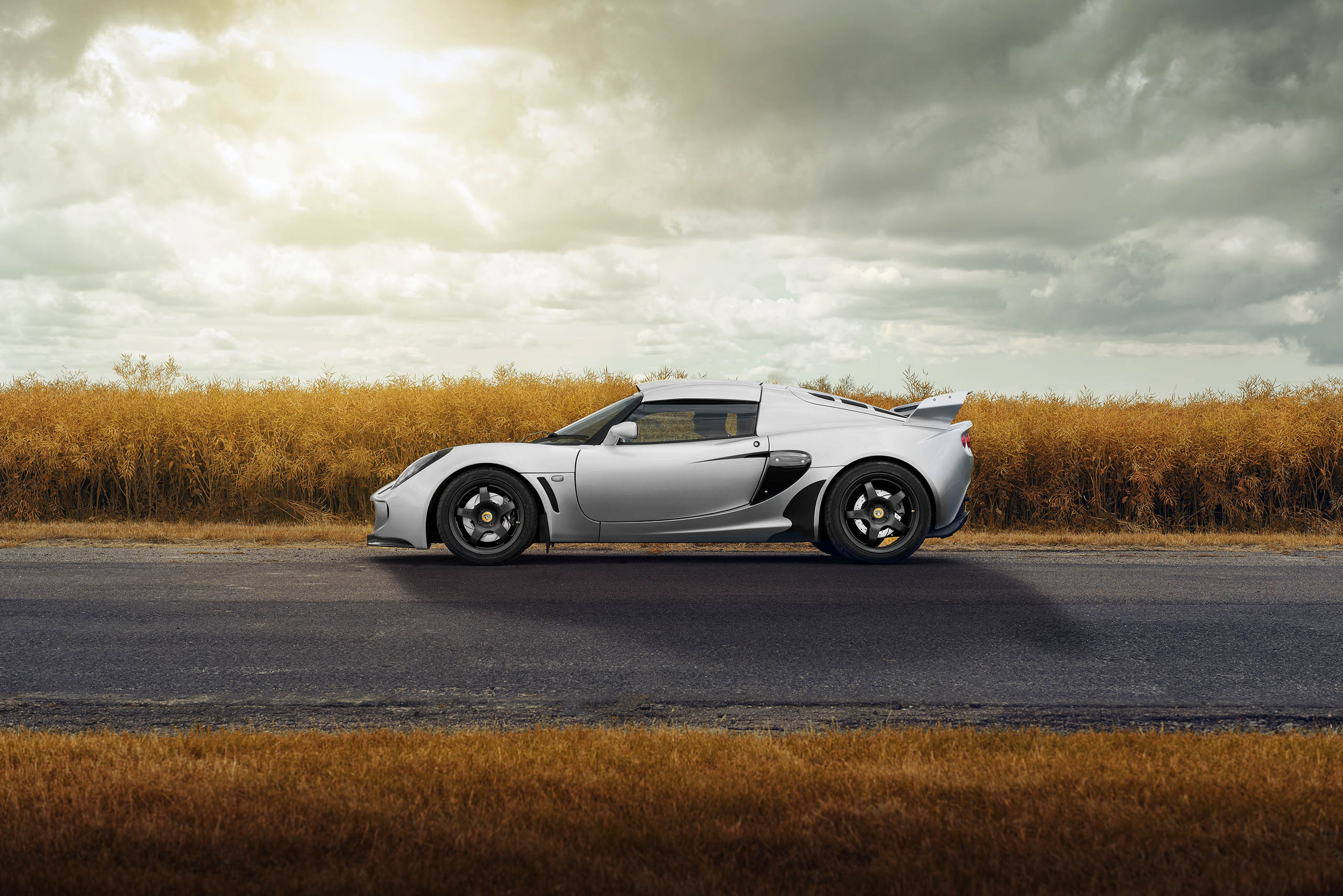 lotus exige after