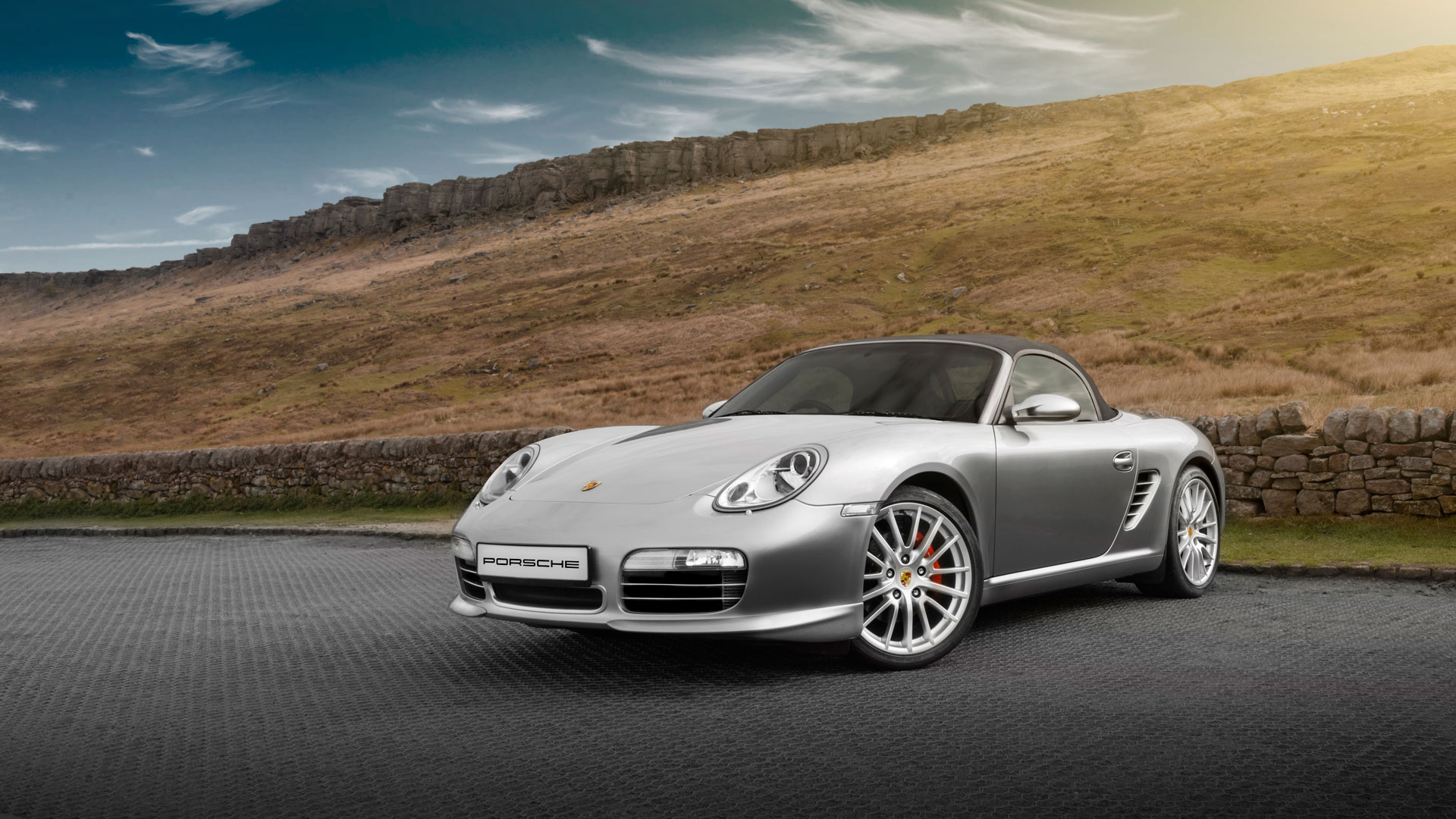 silver porsche image editing sheffield wipdesigns after