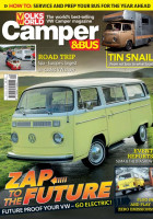 Automotive Photography camper and bus magazine april 2018 Wipdesigns Photographer