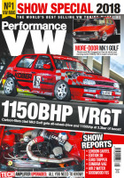 perforamnce vw magazine autumn 2018