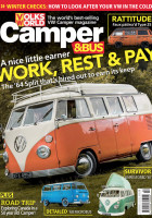 vw camper and bus february 2018