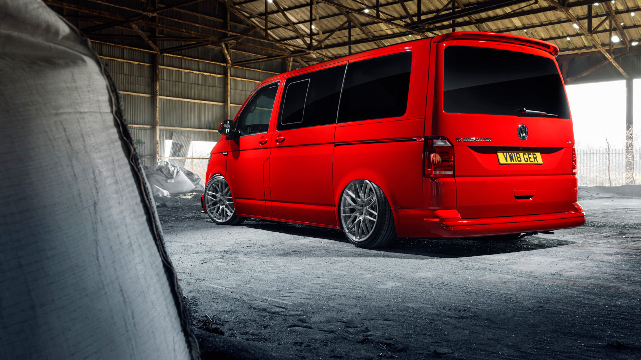 vw transporter wipdesigns automotive photographer sheffield 2