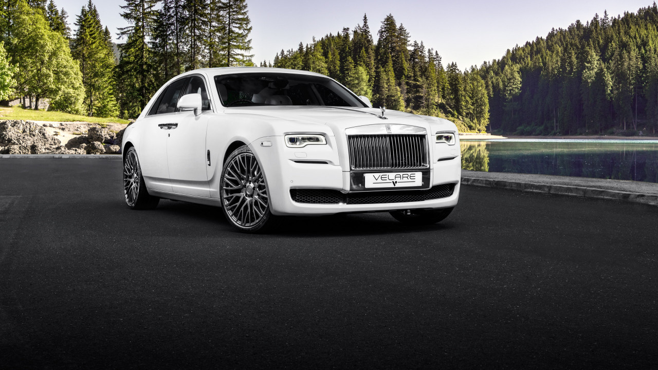 white rolls royce ghost wipdesigns automotive photographer sheffield 1