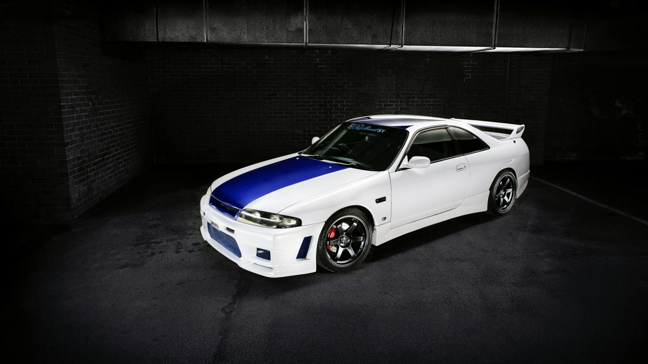 wipdesigns automotive photographer sheffield nissan skyline r33