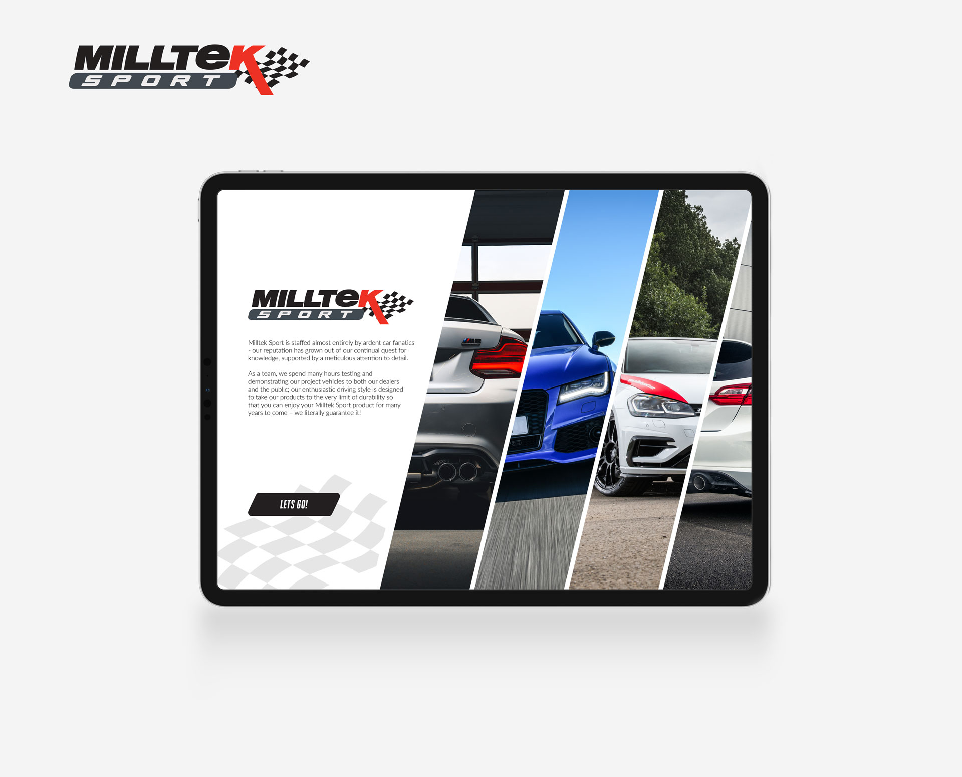 WIPDESIGNS App Designer App Developer Mobile App Milltek 2
