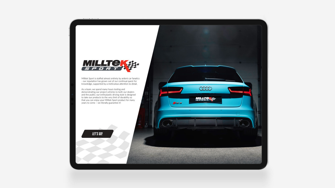WIPDESIGNS App Designer App Developer Mobile App Milltek 3