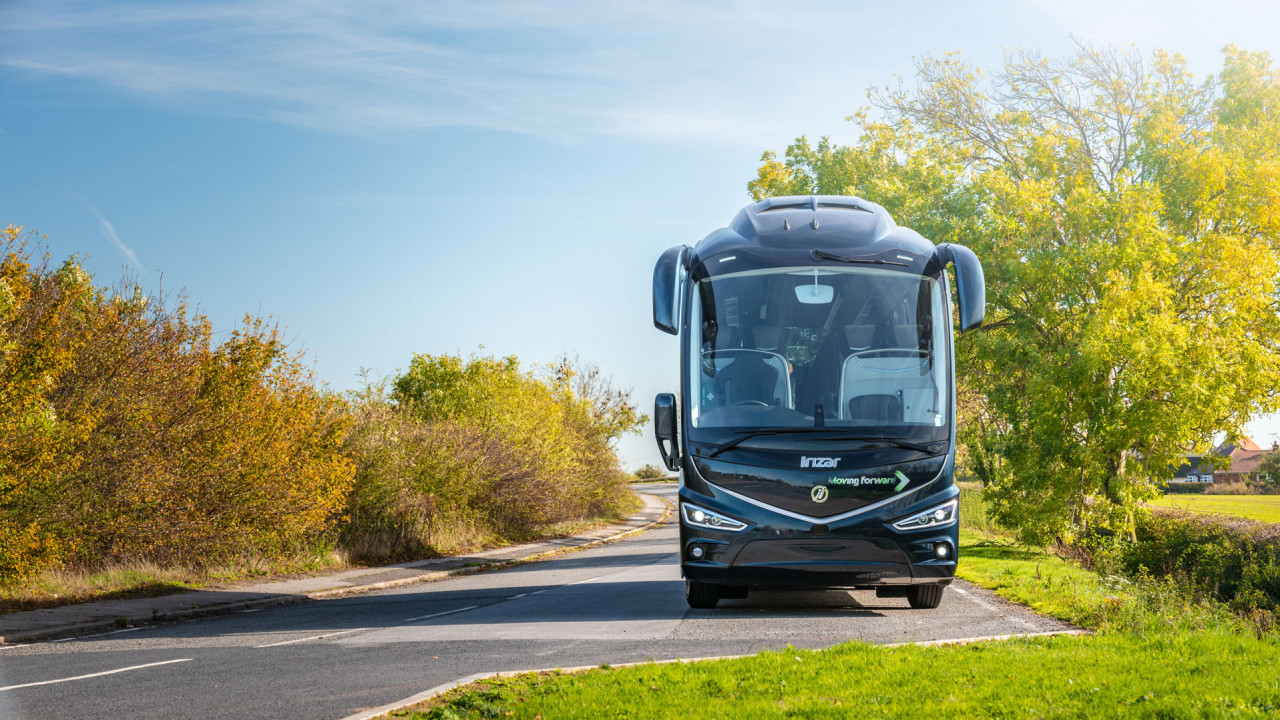 Irizar Coach Automotive Product Photography by Wipdesigns Photographer 104