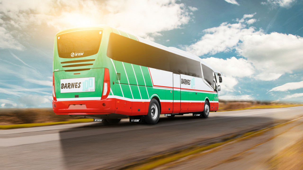 Irizar Coach Automotive Product Photography by Wipdesigns Photographer 11