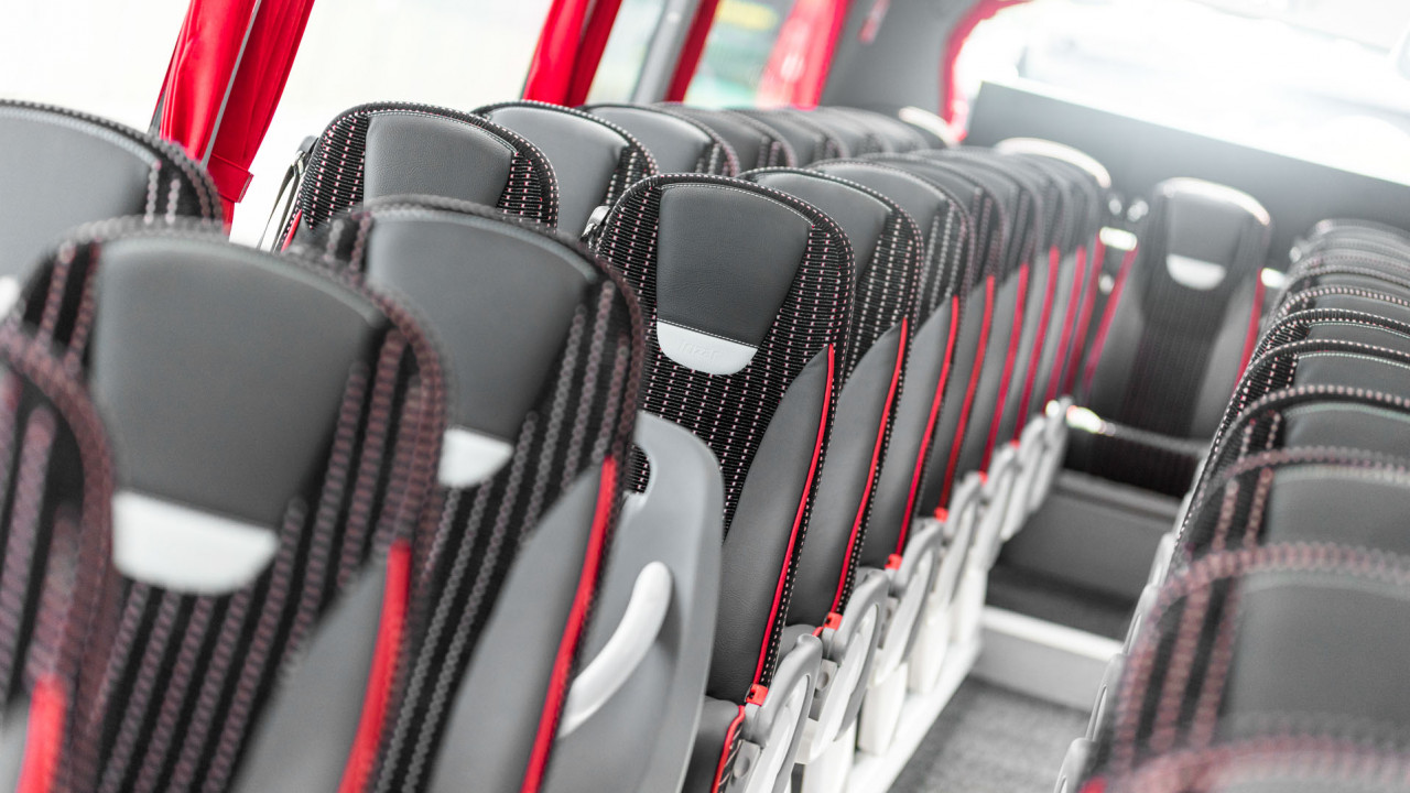 Irizar Coach Automotive Product Photography by Wipdesigns Photographer 114