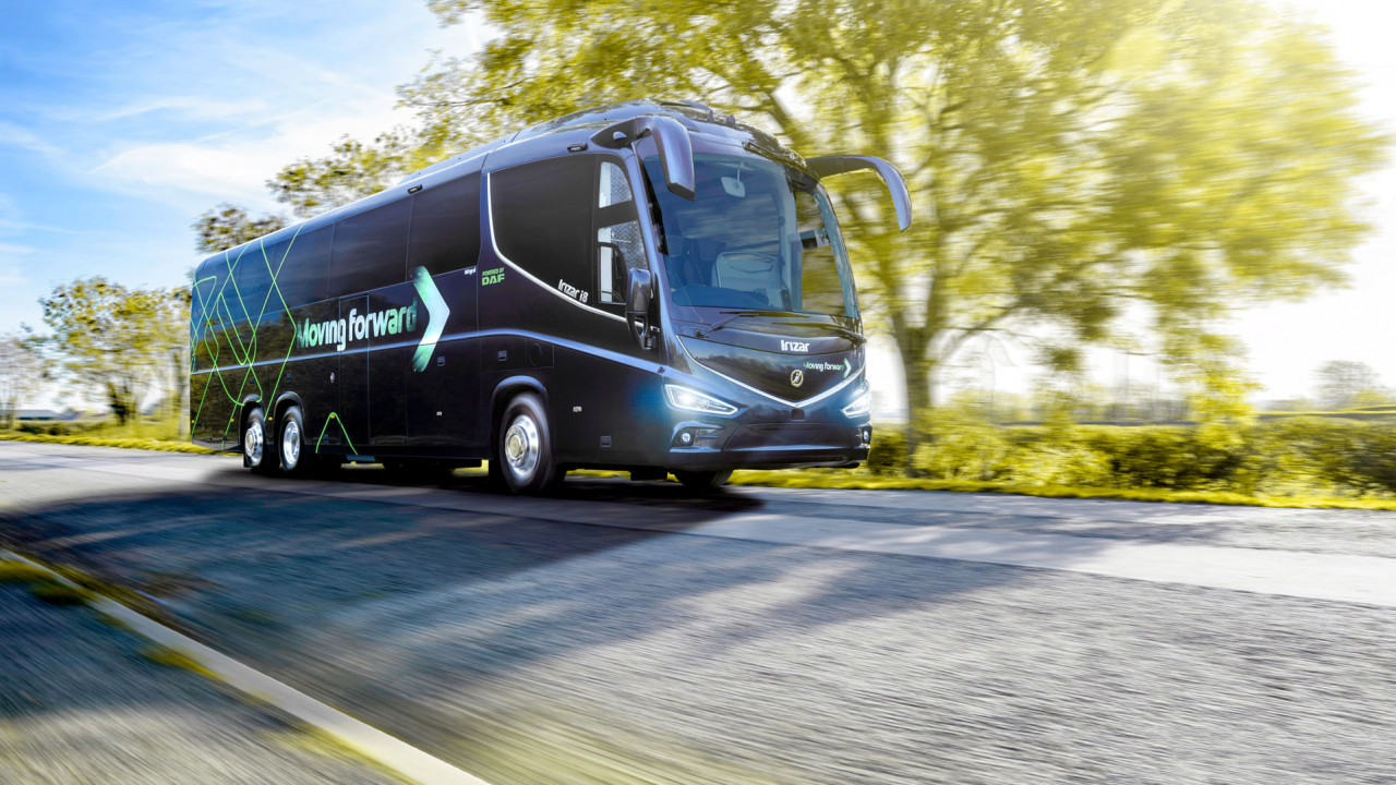 Irizar Coach Automotive Product Photography by Wipdesigns Photographer 121