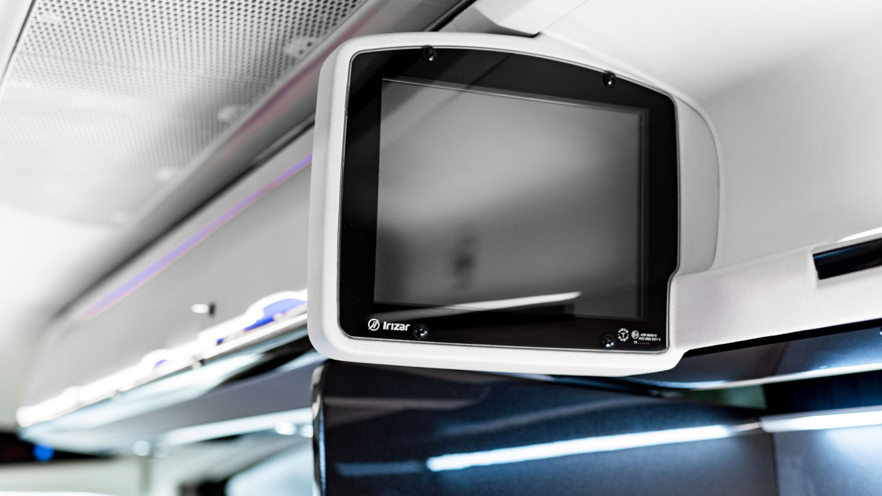 Irizar Coach Automotive Product Photography by Wipdesigns Photographer 58