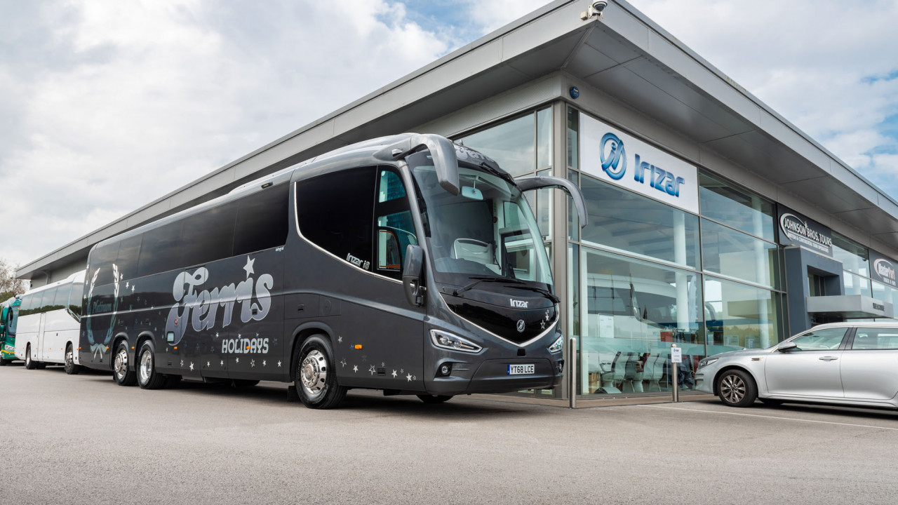 Irizar Coach Automotive Product Photography by Wipdesigns Photographer 7