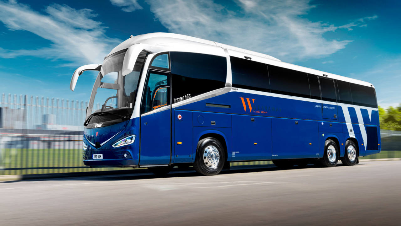 Irizar Coach Automotive Product Photography by Wipdesigns Photographer 72