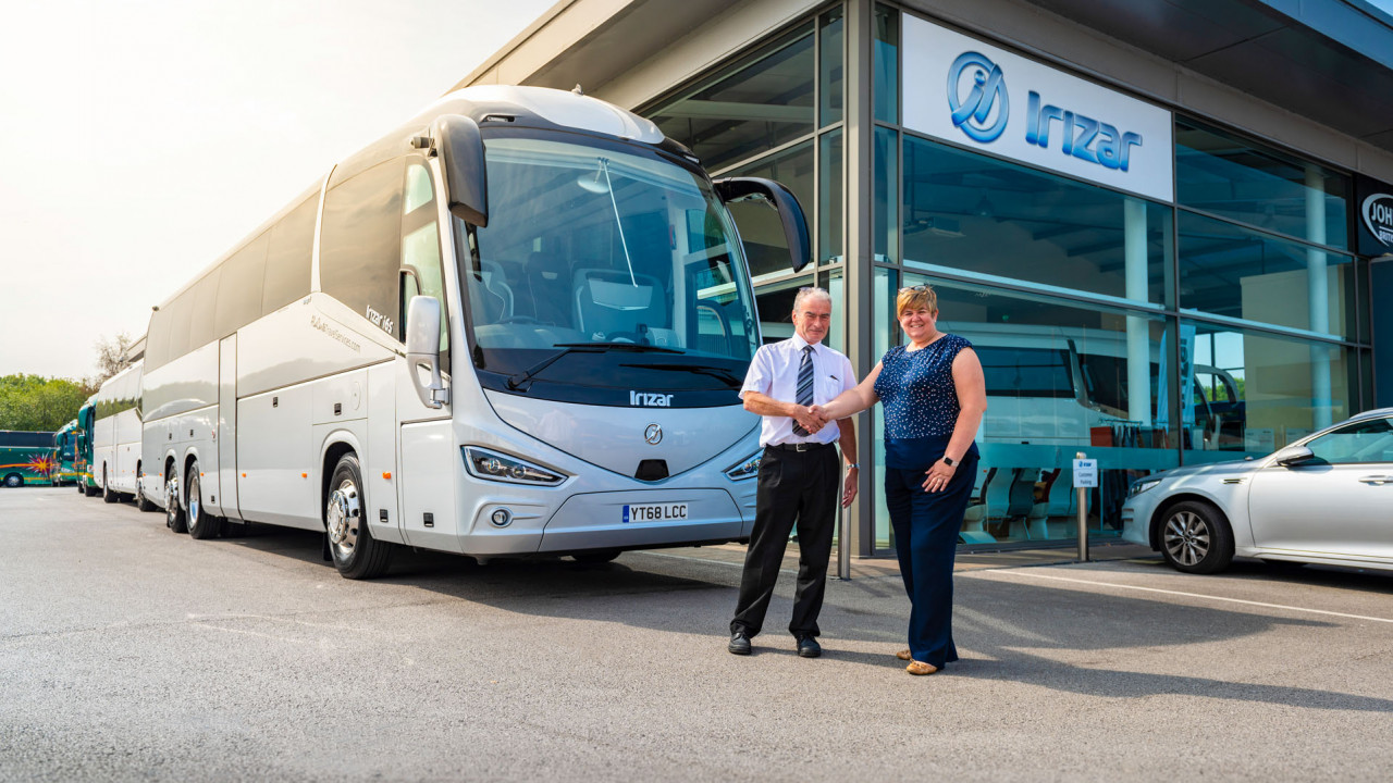 Irizar Coach Automotive Product Photography by Wipdesigns Photographer 8