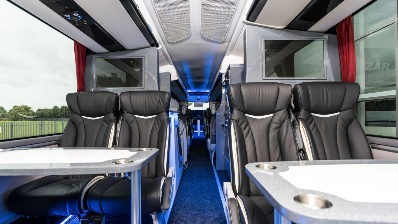 Irizar Coach Automotive Product Photography by Wipdesigns Photographer 82