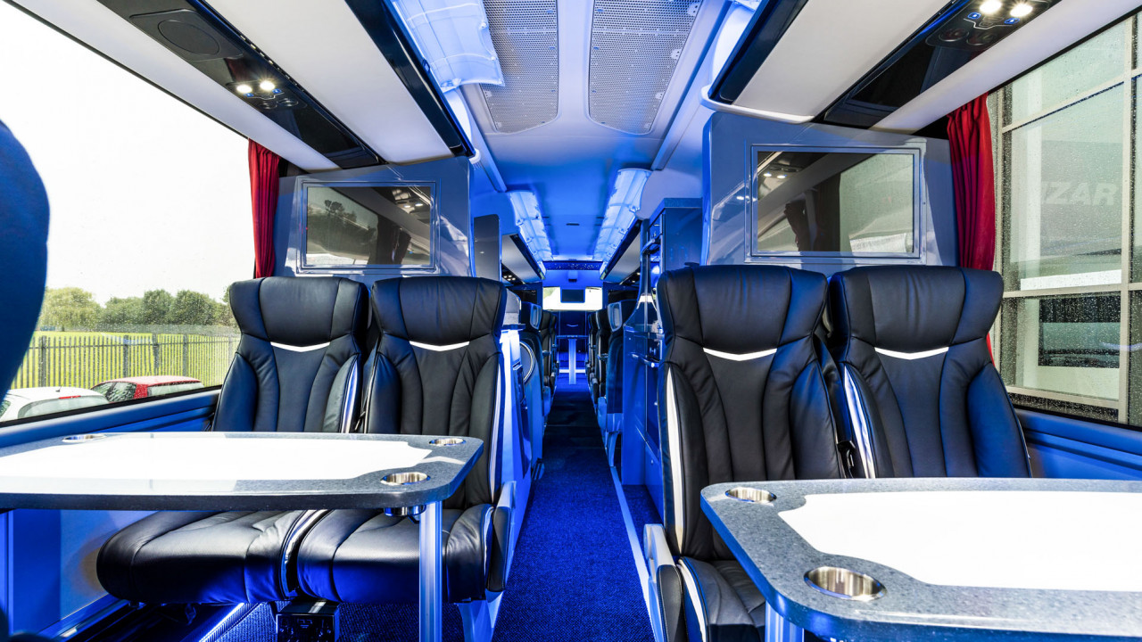 Irizar Coach Automotive Product Photography by Wipdesigns Photographer 86
