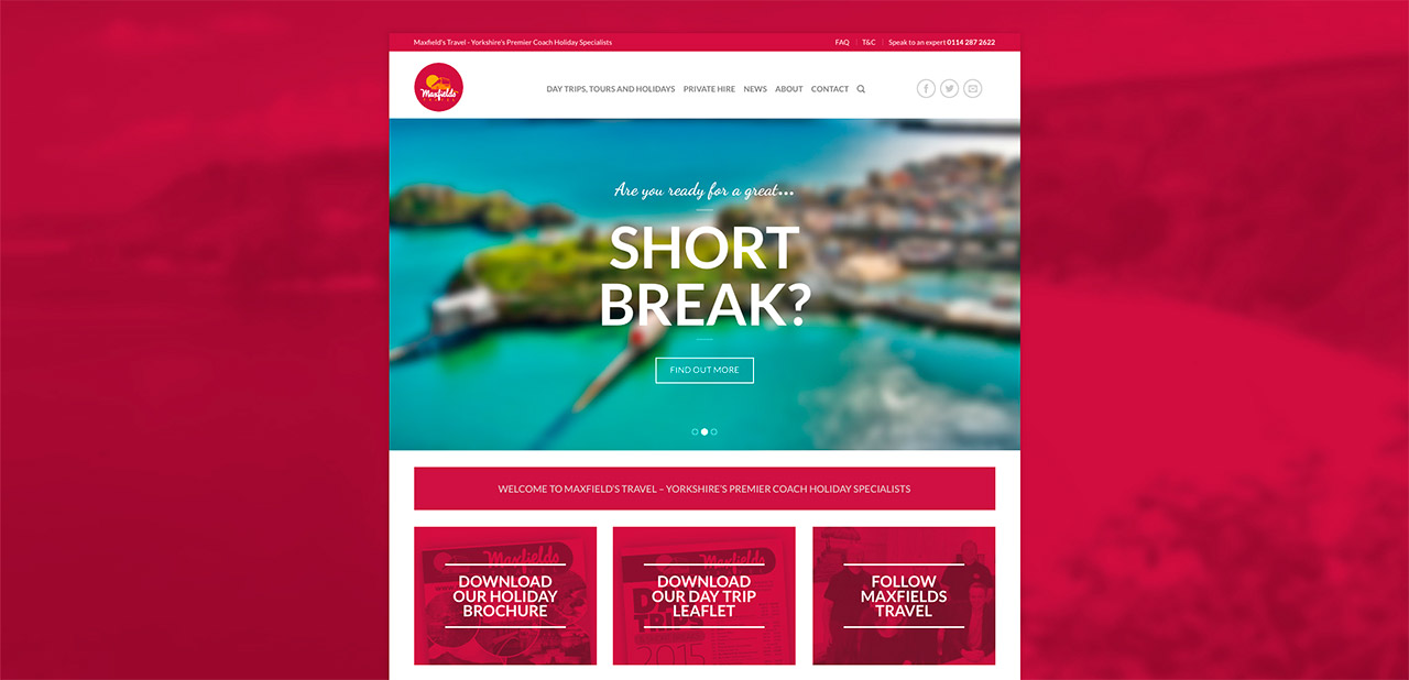 Maxfields Travel Ecommerce Website Maxfields Travel Website Design Wipdesigns 3 Wipdesigns Photographer
