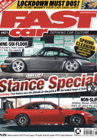 FAST CAR MAGAZINE COVER 421 JUNE 2020