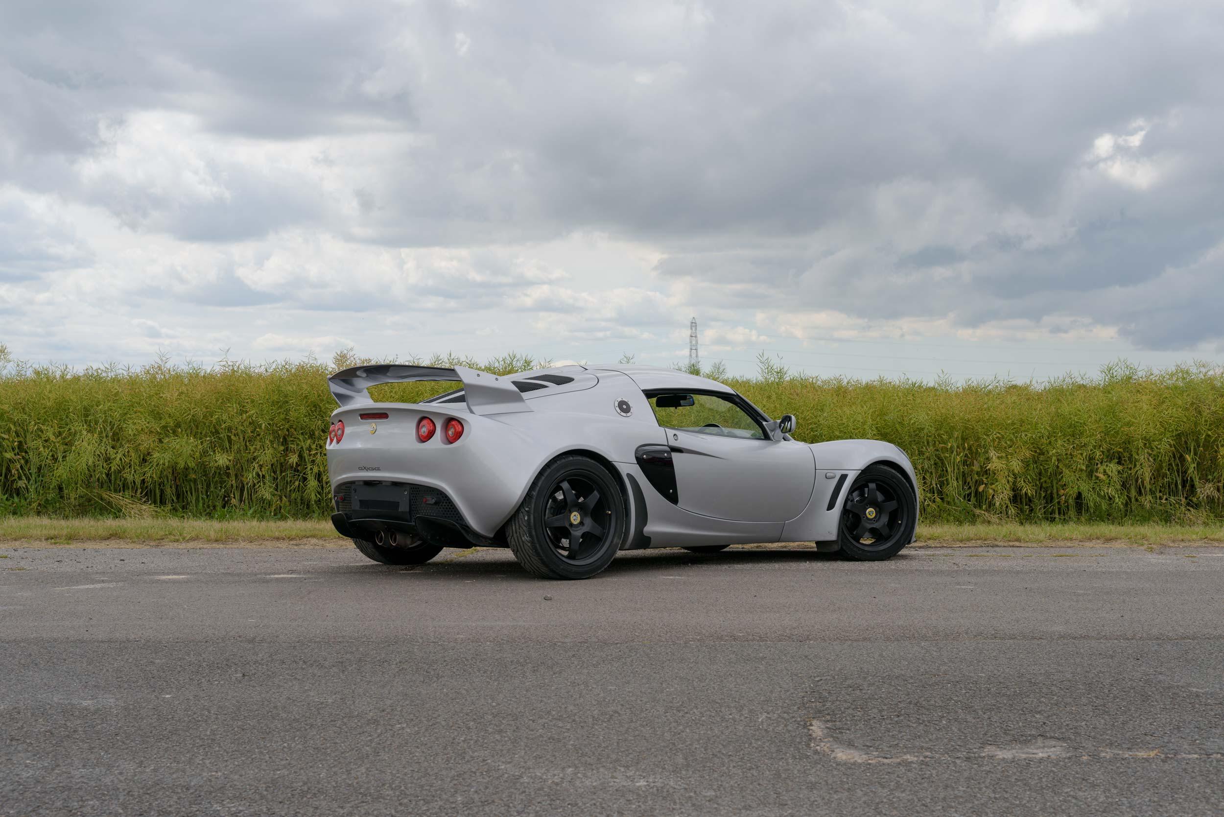 Lotus Elise Before Wipdesigns Automotive Photographer