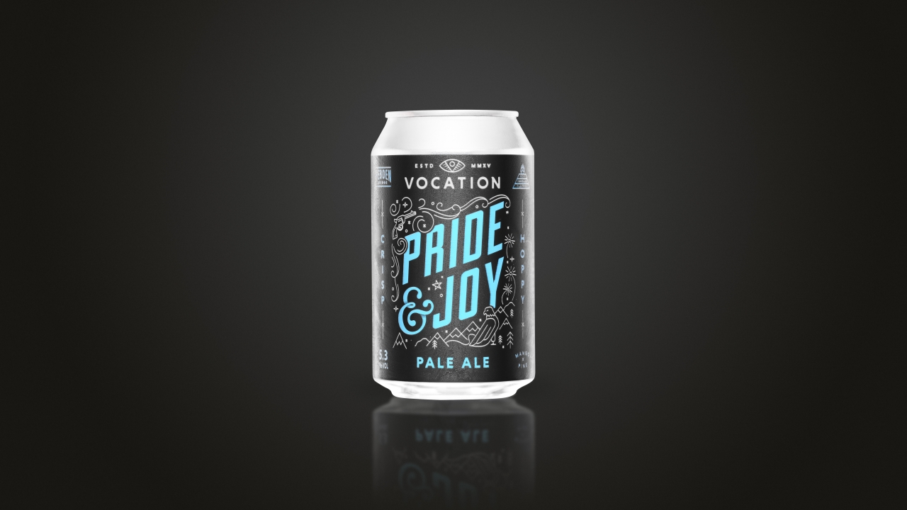 Vocation Brewery Product Photography 3