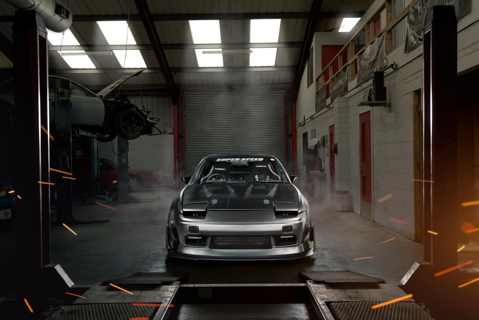 Nissan Silvia S13 After