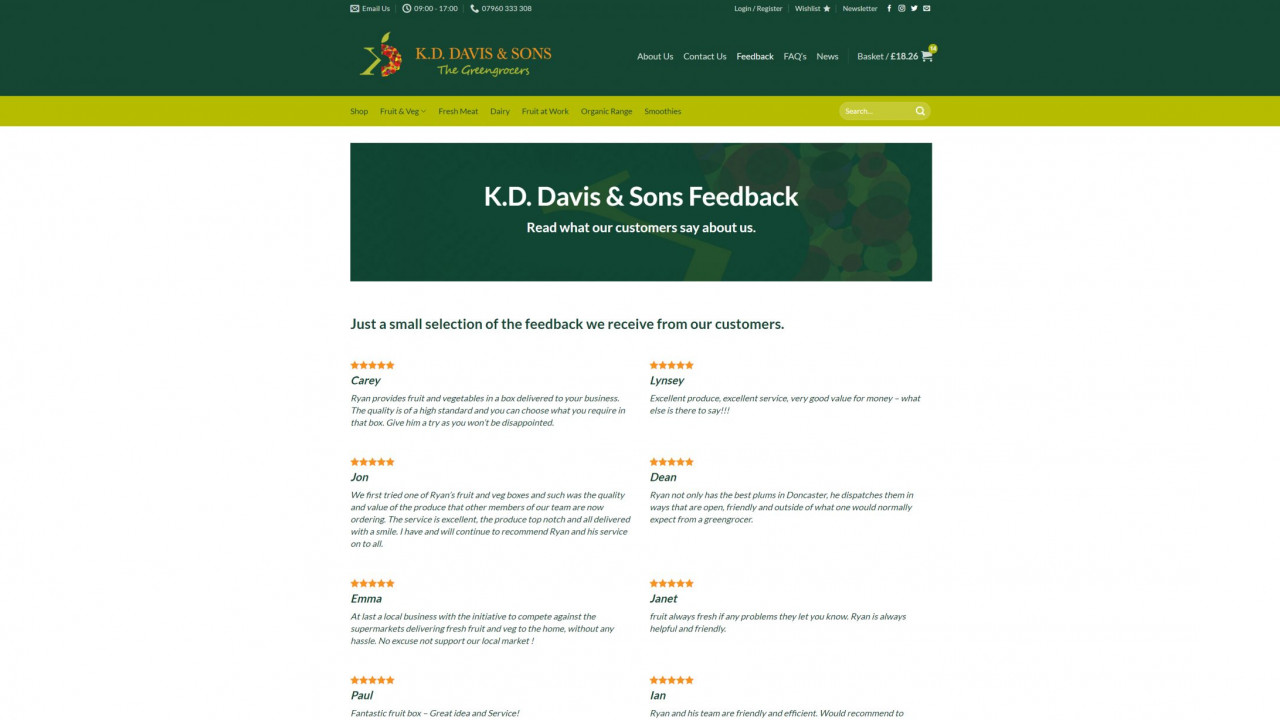 kd davis and sons website 2 1