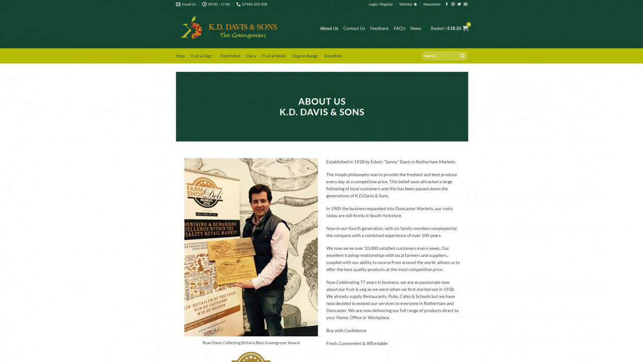 kd davis and sons website 4 1