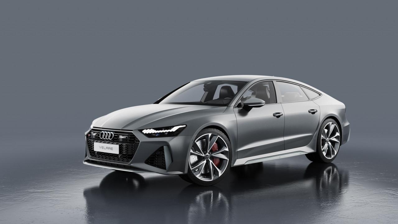 Audi RS7 Sportback 2020 4 3D Product Visualisation UK