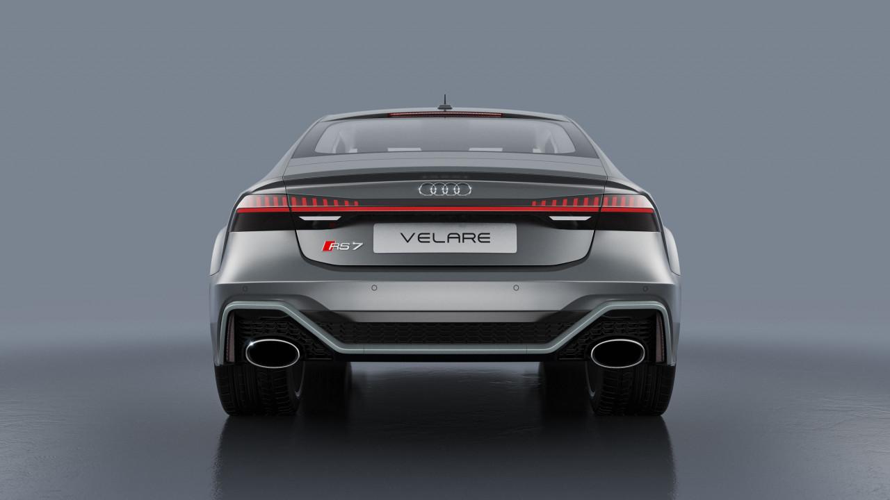Audi RS7 Sportback 2020 6 3D Product Visualisation UK
