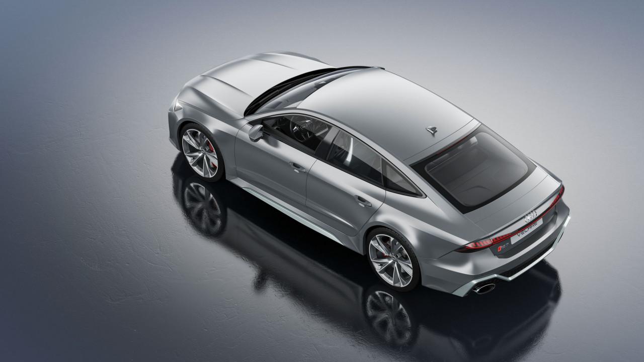 Audi RS7 Sportback 2020 9 3D Product Visualisation UK
