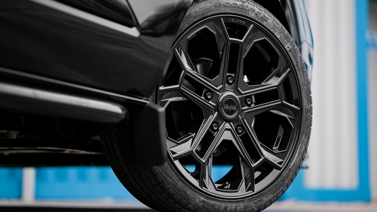 Ford Transit Velare VLR ST Diamond Black 34
