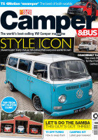 VW Camper Bus June 2021