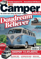 vw camper magazine march 2021 cover